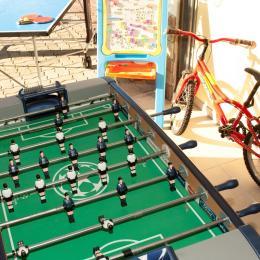Salle de jeux - Location de vacances - Wasselonne