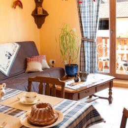 Salon/salle à manger - Location de vacances - Wasselonne