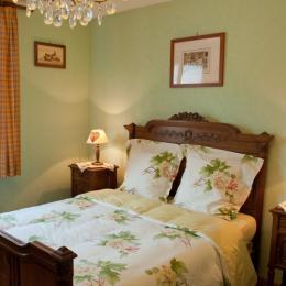 Chambre / lit fait à l'arrivée  - Location de vacances - Wasselonne