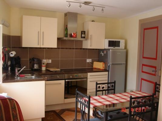 cuisine équipée complète - Location de vacances - Boersch