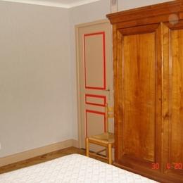 chambre armoire - Location de vacances - Boersch