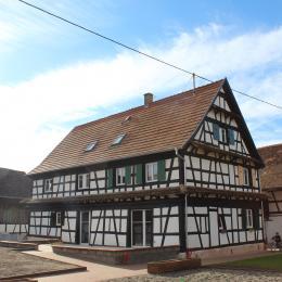 photo de l'extérieur - Location de vacances - Limersheim