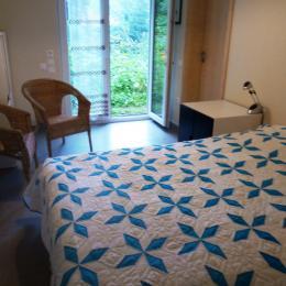 l'appartement est au rez de chaussée - Location de vacances - Obersteinbach