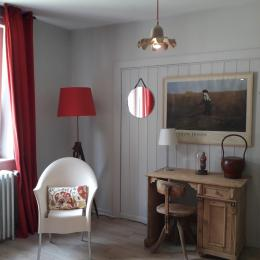 Ambiance chambre - Location de vacances - Obersteinbach