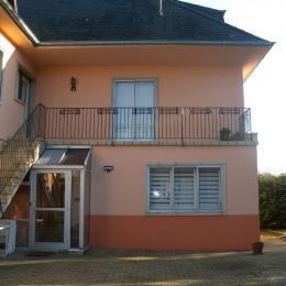 Appartement de plain pied - Location de vacances - Eschau