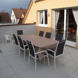 - Location de vacances - Ebersheim