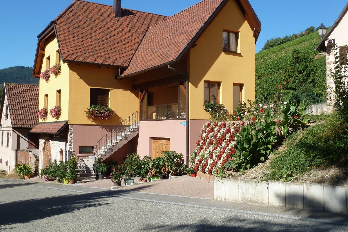 La Maison - Location de vacances - Bernardvillé