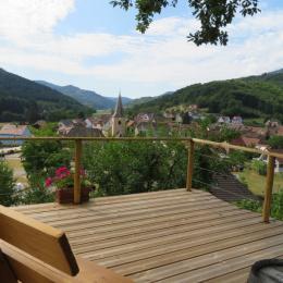 Espace petits déjeuner - Chambre d'hôtes - Saint-Martin