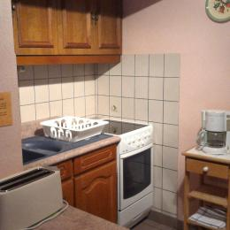 Espace cuisine - Location de vacances - Breuschwickersheim