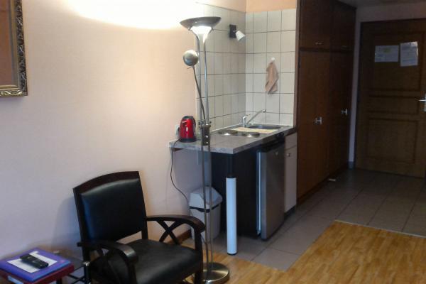 Kitchenette chambre capucine - Chambre d'hôtes - Breuschwickersheim