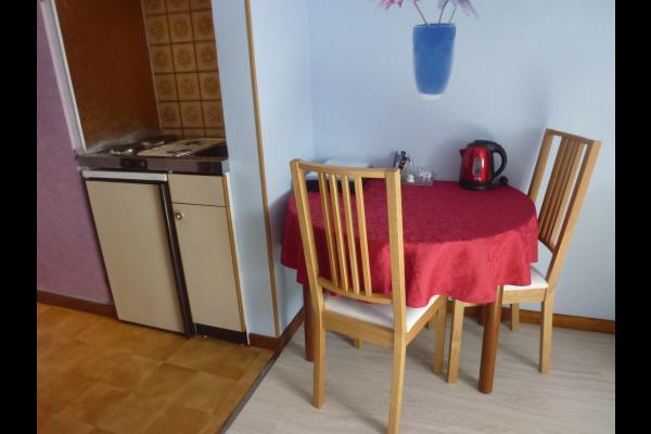 la cuisinette - Chambre d'hôtes - Breuschwickersheim