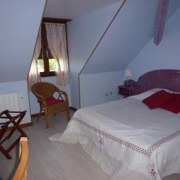 la chambre - Chambre d'hôte - Breuschwickersheim