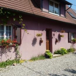 gîte côté cour - Location de vacances - Leutenheim
