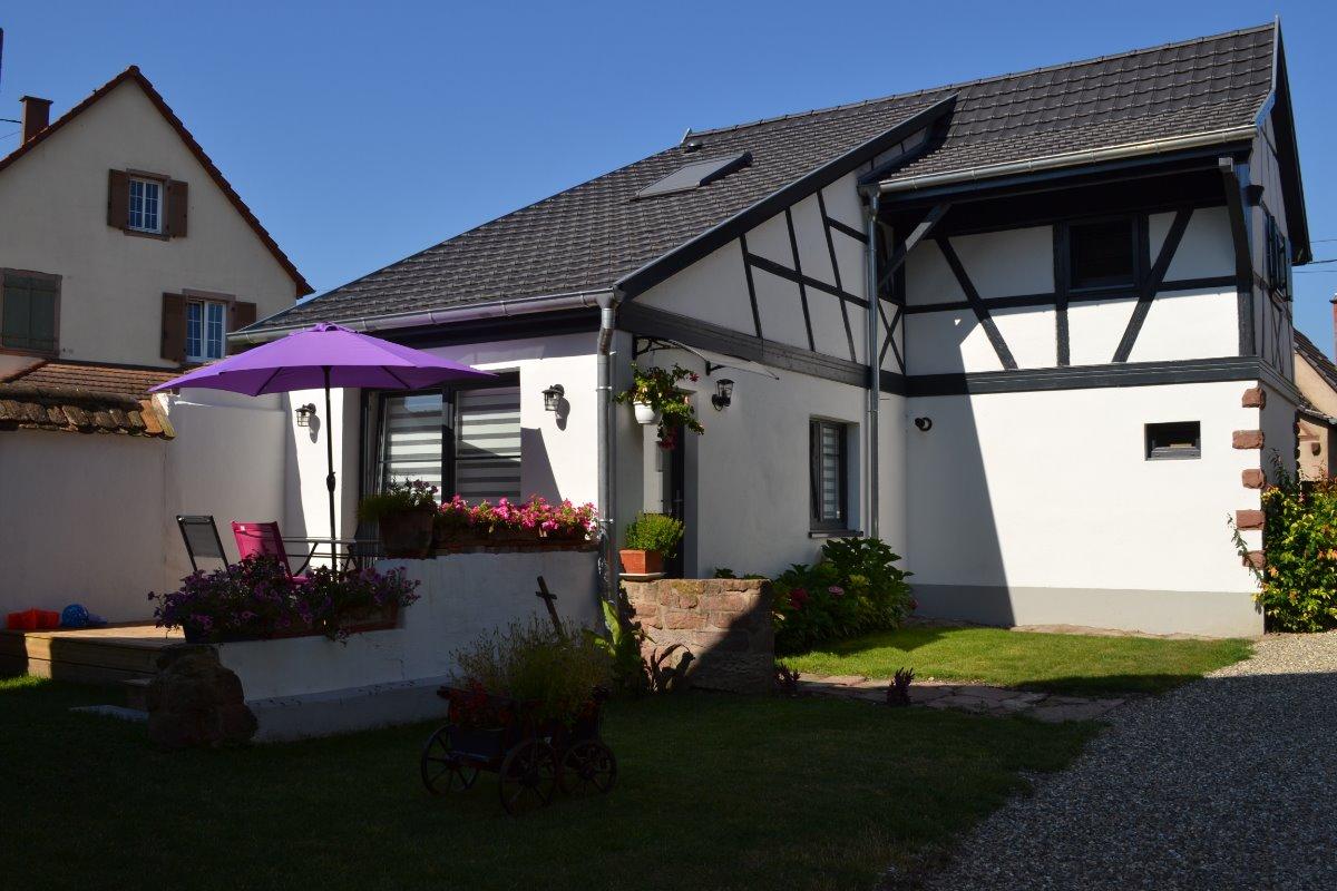 Gîte Kelsch  - Location de vacances - Sundhouse