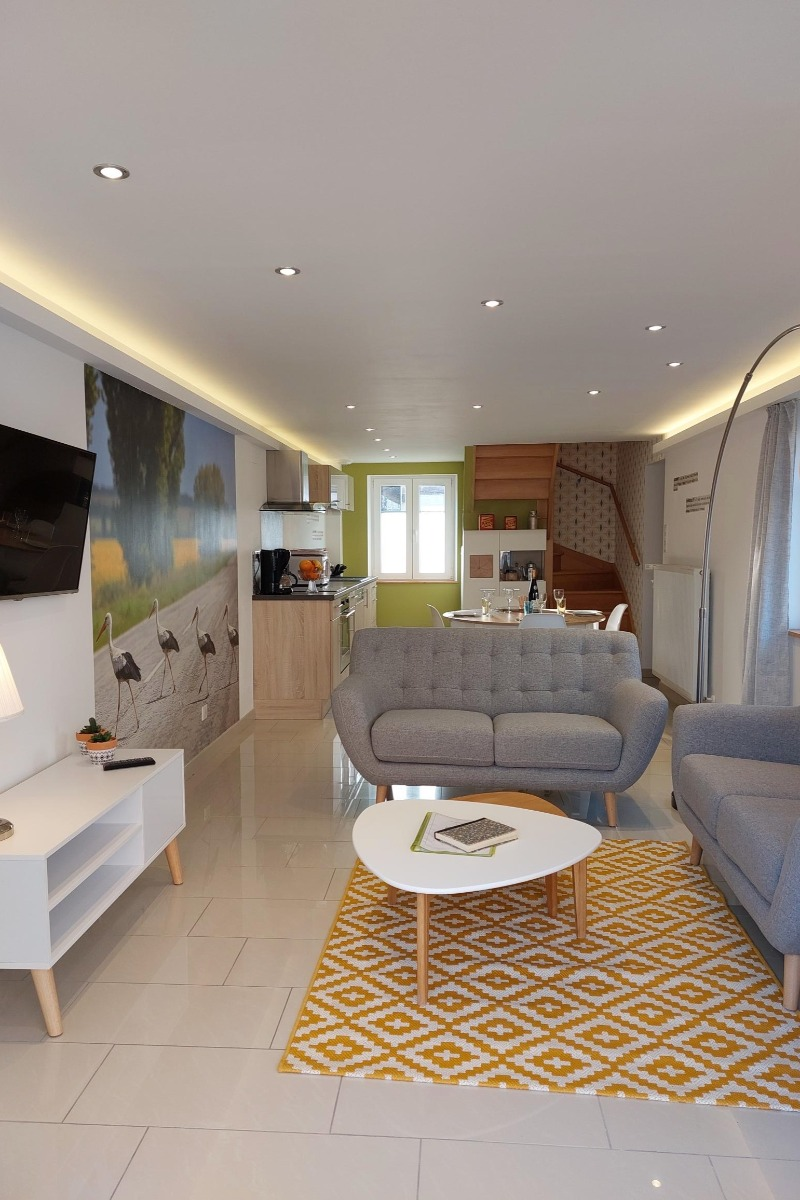 g te kelsch 4 personnes entre colmar et strasbourg location vacances sundhouse cl vacances. Black Bedroom Furniture Sets. Home Design Ideas