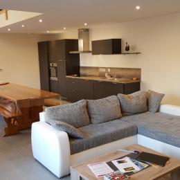 La pièce à vivre, entre deux vignes, alsace - Location de vacances - Scharrachbergheim-Irmstett