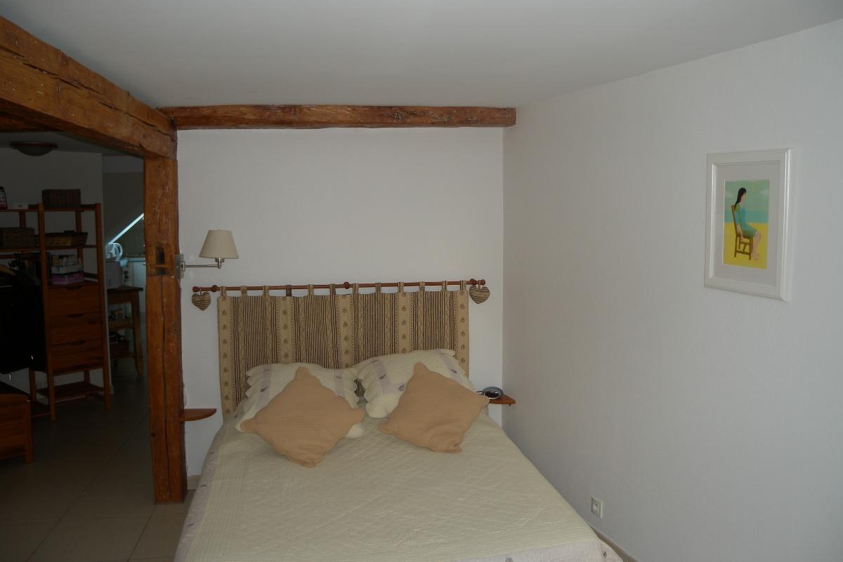Le lit double - Location de vacances - Strasbourg