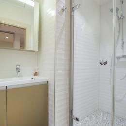 Salle de bain / Douche - Location de vacances - Strasbourg