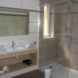 Salle de bain coeur d'Alsace - Chambre d'hôtes - Ottrott