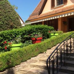La maison Ottrott - Chambre d'hôtes - Ottrott