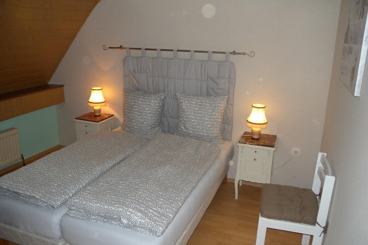 Chambre 1, Obersteinbach Alsace - Location de vacances - Obersteinbach