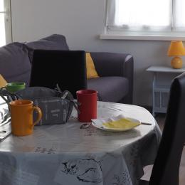 Salon - Location de vacances - La Wantzenau