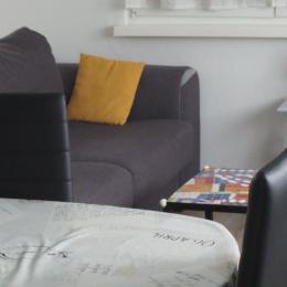 Espace nuit avec lit double - Location de vacances - La Wantzenau