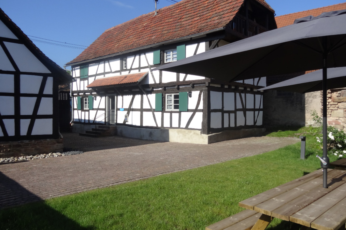 Extérieur - Location de vacances - Mundolsheim