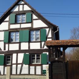 Maison alsacienne - Location de vacances - Mundolsheim