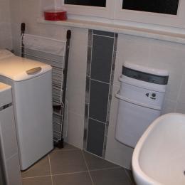salle d'eau - Location de vacances - Romanswiller