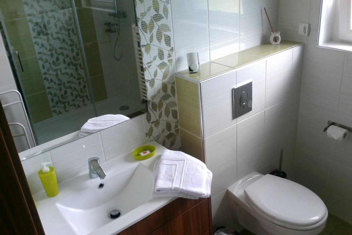La chambre - Location de vacances - Rosheim