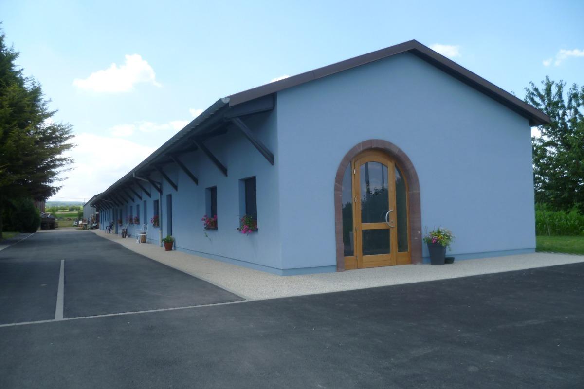 Les gîtes - Location de vacances - Rosheim