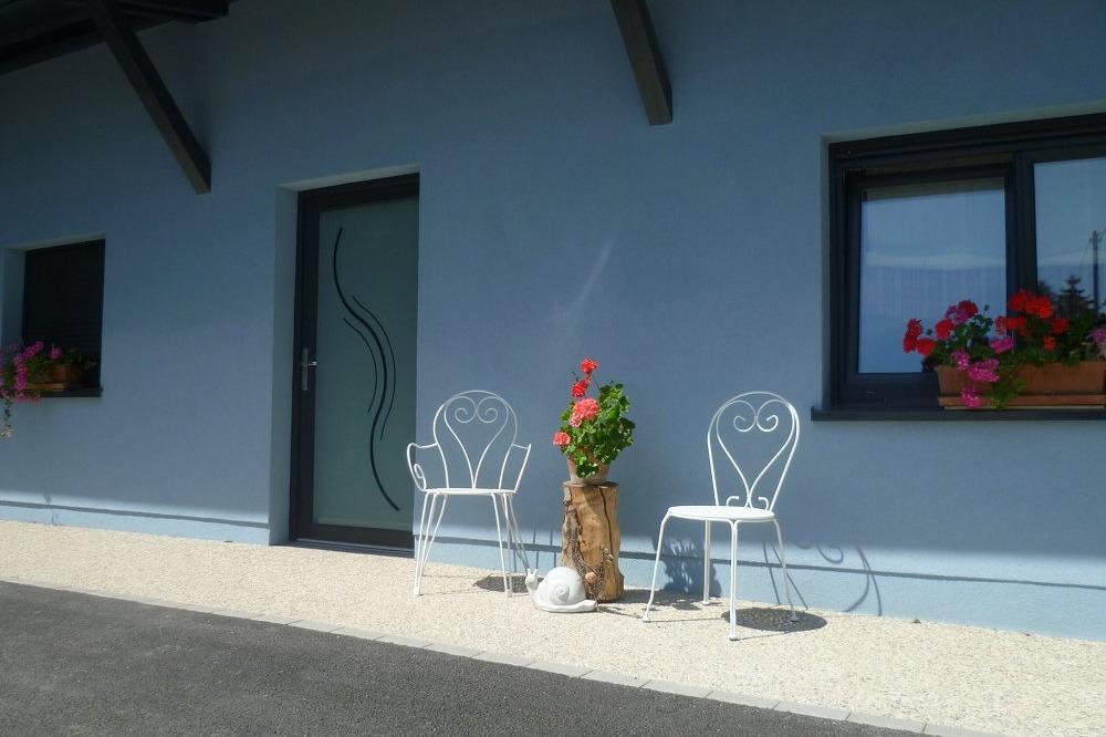 Entrée indépendante du gîte - Location de vacances - Rosheim