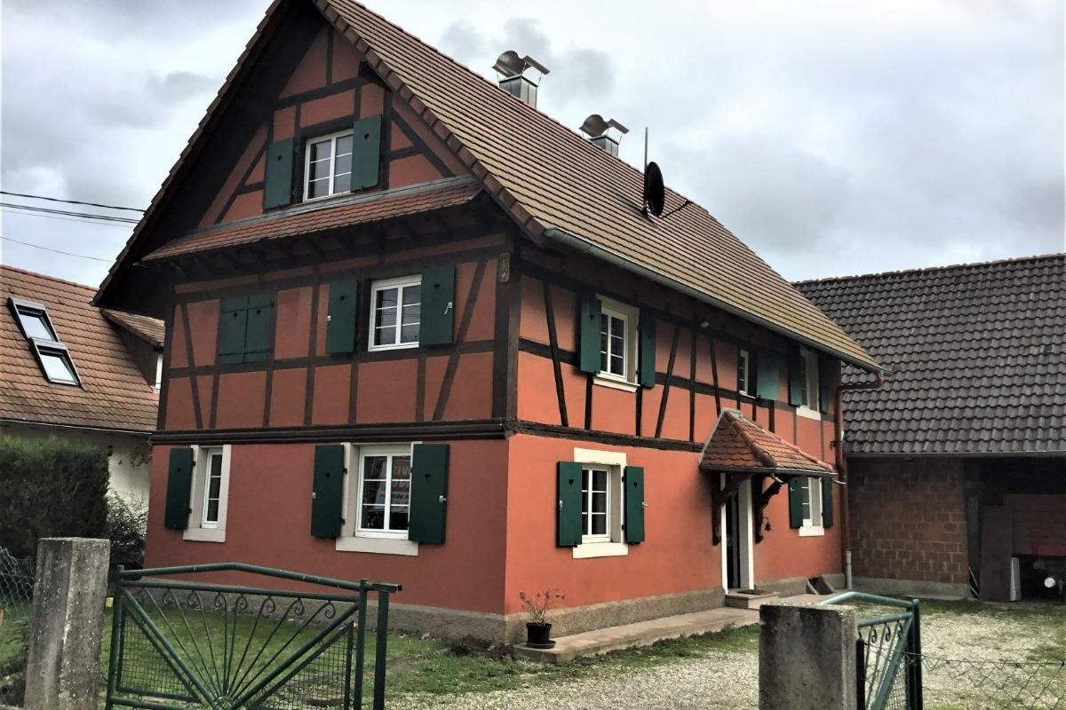 Gîte Grewis  - Location de vacances - La Wantzenau