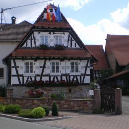 Chambres d'Hôtes TROG - Les Coquelicots - Chambre d'hôtes - Seebach