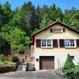 - Location de vacances - Wingen-sur-Moder