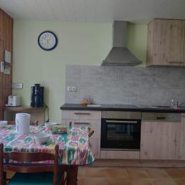 cuisine - Location de vacances - Wingen-sur-Moder