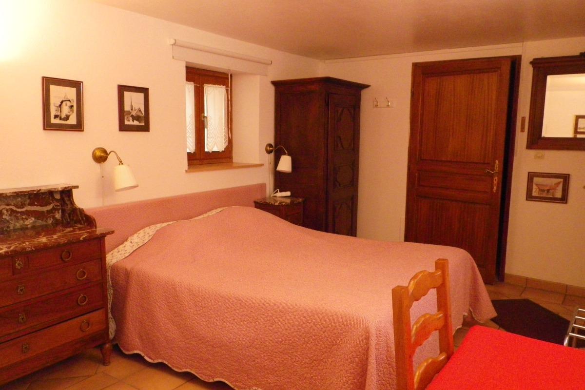 La chambre n°1 - vue globale - Chambre d'hôtes - Blaesheim