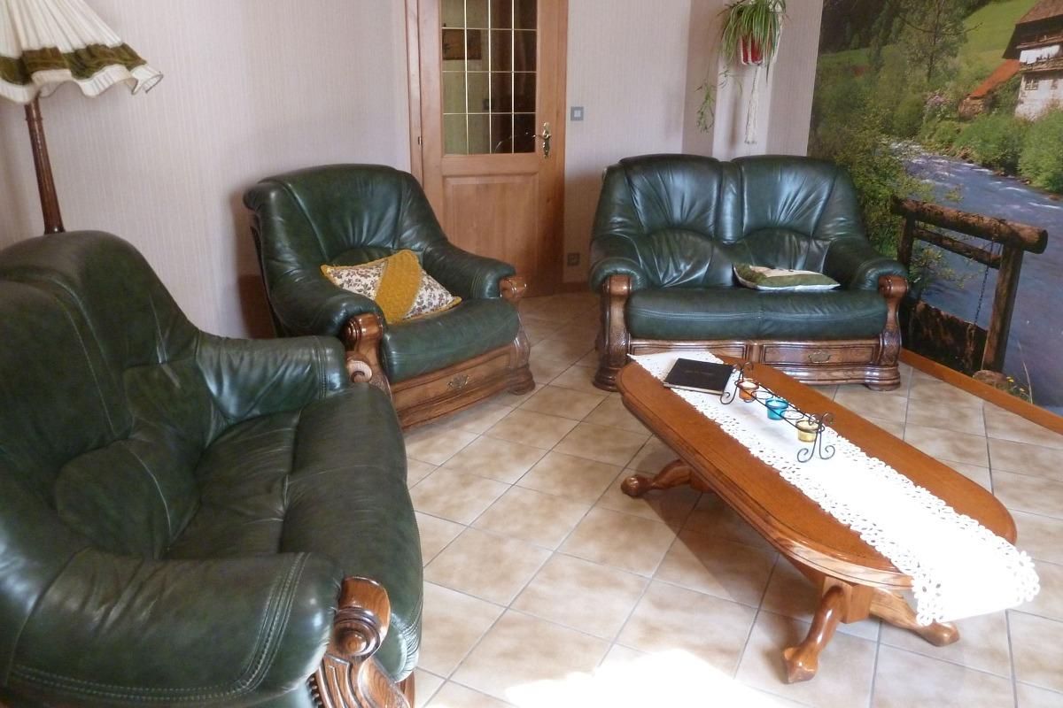 Salon - Location de vacances - Epfig