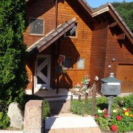 Gîte de la Melch - en rez-de-jardin - Location de vacances - Reipertswiller