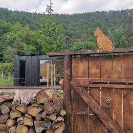 Porte d'accès Lynx - Chambre d'hôtes - Obersteinbach