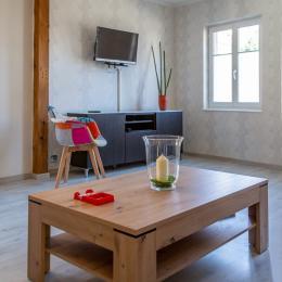 Salon - Location de vacances - Griesheim-près-Molsheim