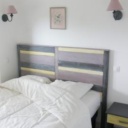 1ère chambre - Location de vacances - Labaroche