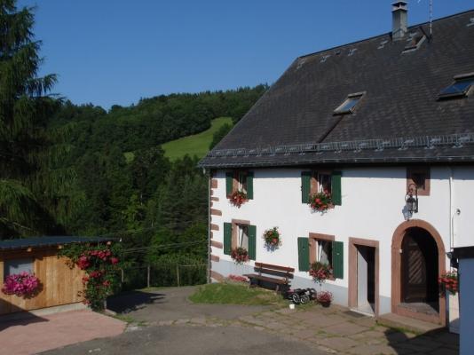 Le balcon du Hopat 68370 ORBEY - Location de vacances - Orbey