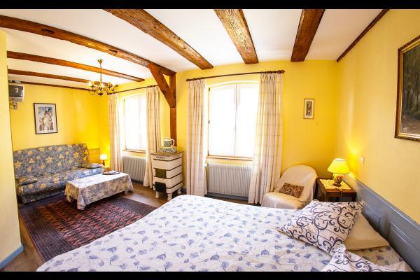 CHAMBRE N°1 - Chambre d'hôtes - Beblenheim