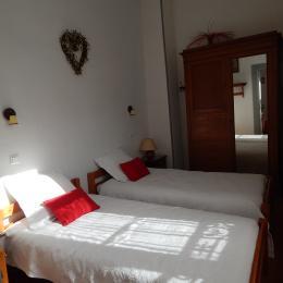 chambre 2 - Location de vacances - Ribeauvillé
