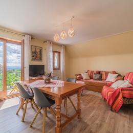 Vue de la maison côté rue - Location de vacances - Riquewihr