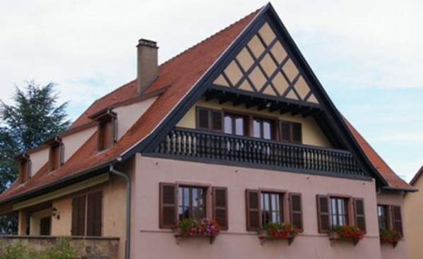 Facade - Location de vacances - Saint-Hippolyte