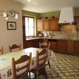 Cuisine  - Location de vacances - Saint-Hippolyte