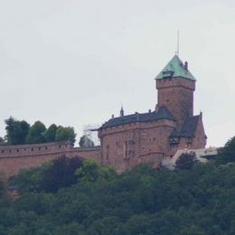 Vue sur le Château - Location de vacances - Saint-Hippolyte